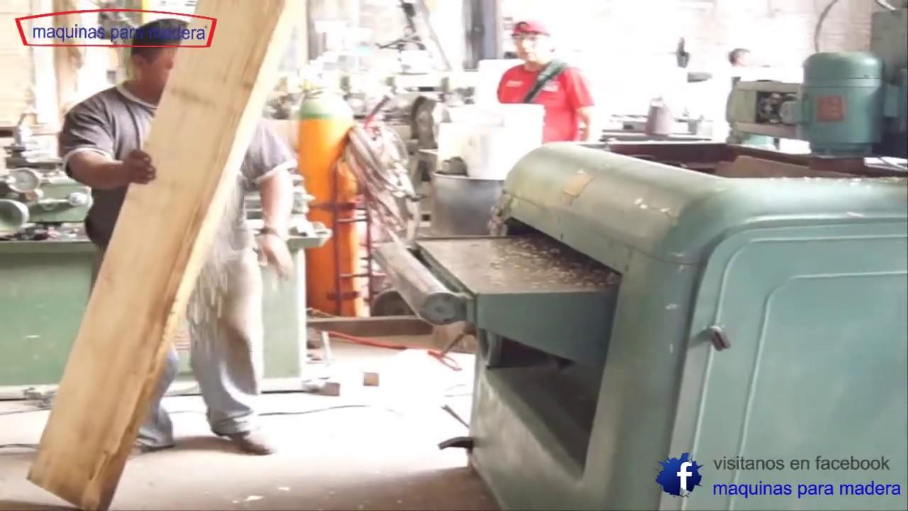 Cepillo 80 cm Polaco Maquinas para madera  YouTube