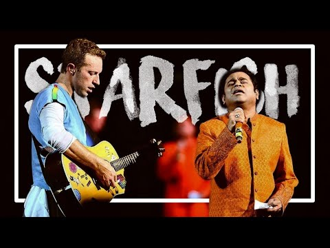 "Coldplay ""Starfish"" Live In India Full Concert 