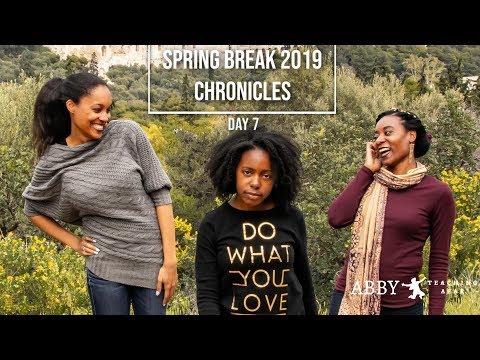 Episode 4: Spring Break Chronicles Goodbye Athens. Hello Santorini!