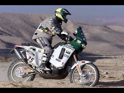 PARIS DAKAR RALLY 1997   PART 1