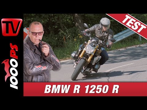 BMW R 1250 R 2019 Test - entfesselter Boxer-Bulle