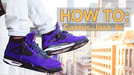 super popular 20bae 6b85e HOW TO  Customize TRAVIS SCOTT CACTUS JACK Jordan 4 DIY Tutorial -  Duration  12 minutes.