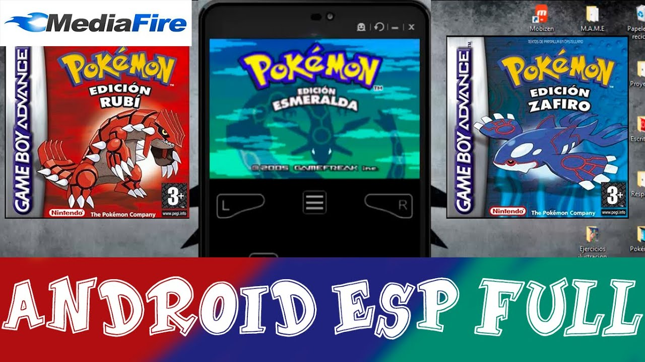 Guia pokemon zafiro pdf descargar