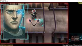 Citra 3DS Emulator - Tom Clancys Ghost Recon: Shadow Wars ingame 1080p