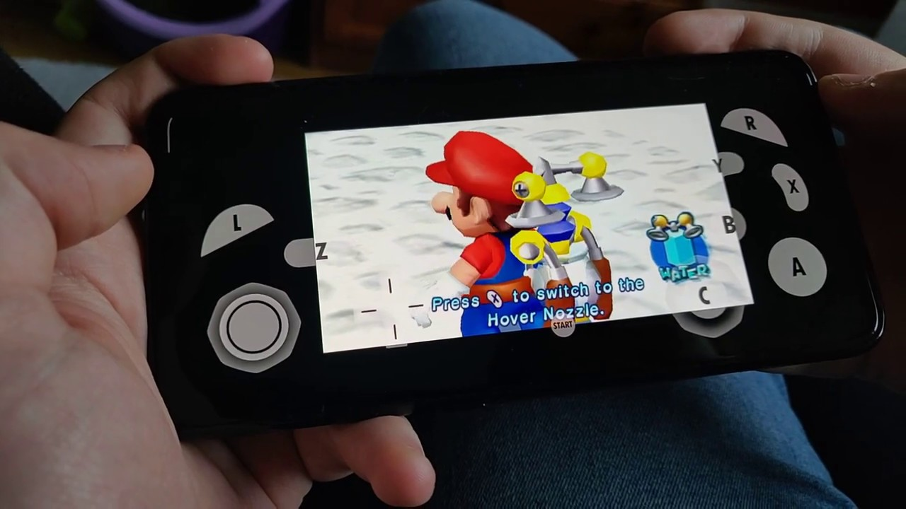 Xiaomi Mi 9 with the Snapdragon 855 plays GameCube and Wii games easily