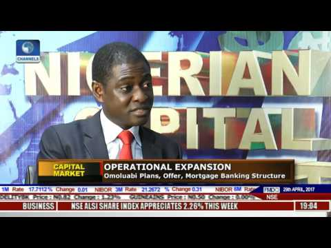 Capital Market: Omoluabi Savings And Loans Set To Begin Mortgage Banking Operation