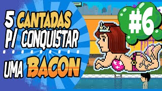 5 Cantadas infalíveis para conquistar uma bacon #6 Habbo