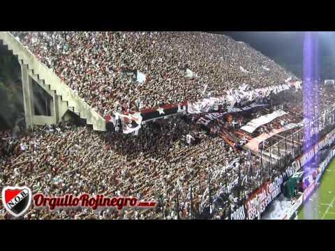 No traten de entenderlo. Octavos de final - Ida, Copa Libertadores. Newell's 0 - 1 Vélez.