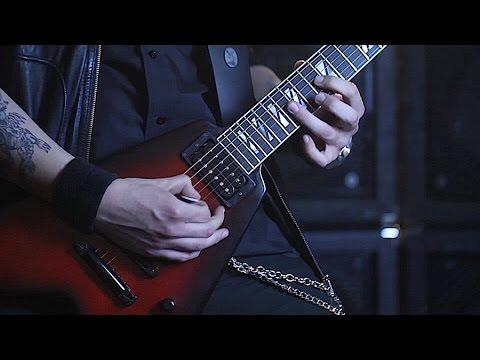 Epic Shred Metal Guitar : EVAN K - Blue Lightning