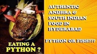 "DELICIOUS Andhra and South Indian Authentic Food    ""Ulavacharu - Originally Original Cuisine"""