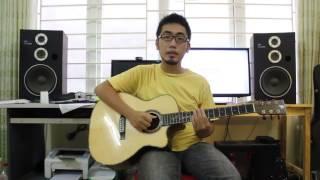 Học guitar đệm hát: bài giảng nhịp 6 8 ( Slow Rock )