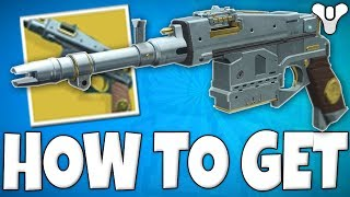 Destiny 2 - How To Get The STURM EXOTIC Easy! BEST GUIDE (& The Drang)