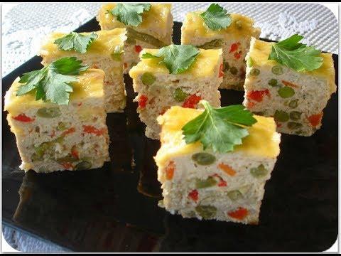 Вторые блюда Запеканки рецепты с фото