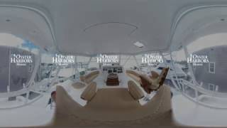 Viking 52 Convertible - Virtual Reality tour by Oyster Harbors Marine