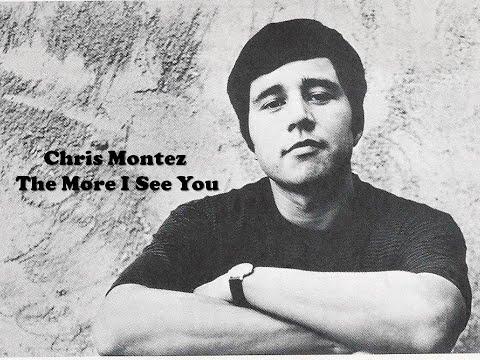 Chris Montez - The More I See You - Quanto Mais Eu Te Vejo 03/10/19