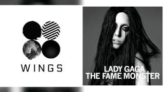Blood Sweat & Alejandro - BTS x Lady Gaga (Mashup)