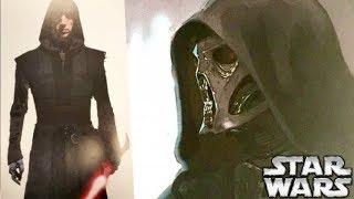 LEAKED Star Wars Episode 9 Kylo Ren's New Helmet Details!