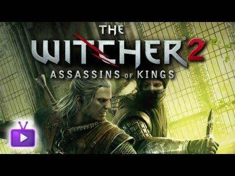 ★ Witcher 2 - Gameplay Lets Play #1! - TGN