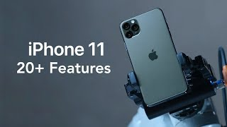 iPhone 11 - 20 New Features!