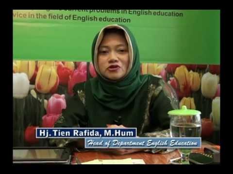 Profil Jurusan Pendidikan Bahasa Inggris Fakultas Ilmu Tarbiyah dan Keguruan IAIN SU