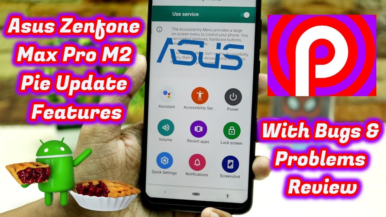 Asus Zenfone Max Pro M2 Pie Update Features With Bugs & Problems Review |  Camera to Api | Hindi