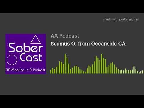 Seamus O. from Oceanside CA
