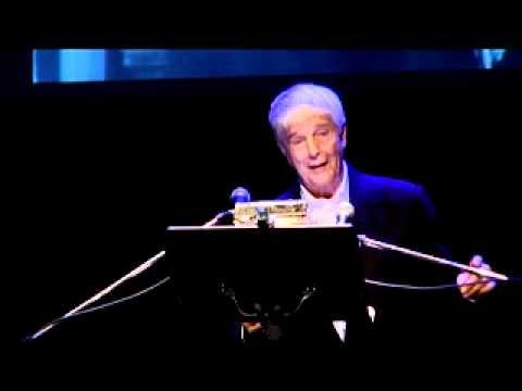 Liliom joué par Gilles Pelletier au Cabaret pétillant