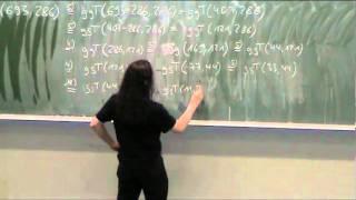 Der Euklidische Algorithmus (Teil 1)
