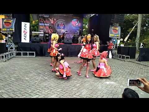 JAPAN LOVE VOLUTION !!LOVE LIVE COVER DANCE