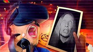 Atividade Paranormal no VR, DESSA VEZ EU INFARTO || Joga Menes #09