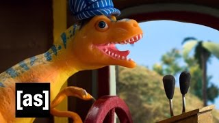Dinosaur Train | Robot Chicken | Adult Swim