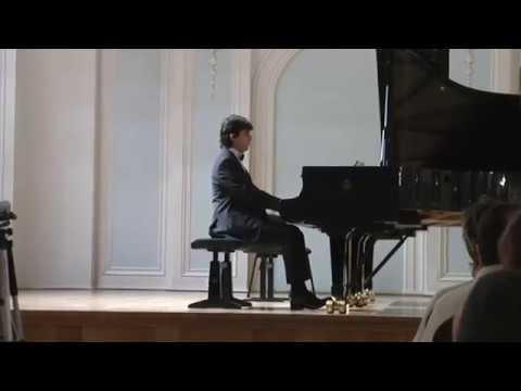 """Ruben Kozin plays Ligeti: """"Der Zauberlehrling"""", """"L'escalier du diable"""""""