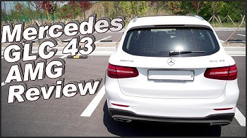 벤츠 GLC 43 AMG 시승기 리뷰 ♥ 2018 Mercedes-Benz GLC class GLC 43 AMG Review 소닉 #36 ♥