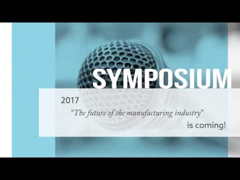 Flanders Make Symposium 2017 Invitation YouTube