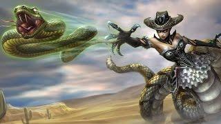 Cassiopeia do Velho Oeste - Completo BR - League of Legends