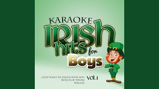 Home Boys Home (In the Style of the Dubliners) (Karaoke Version)