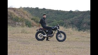 Lifan CafeRacer 150 , Better than Hi Speed Infinity 150 Caferacer ??