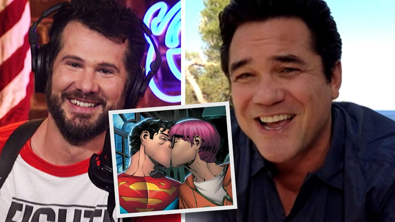 Download You Can't Cancel SUPERMAN! Dean Cain Calls Out WOKE Comics! | Louder With Crowder