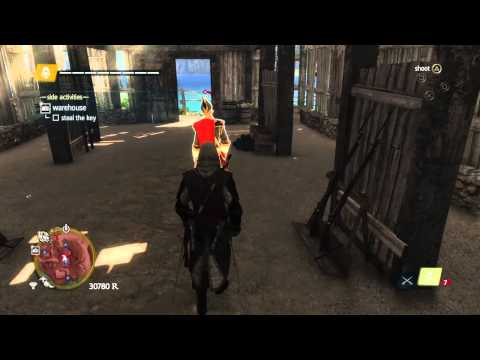 Assassin's Creed IV Backstab