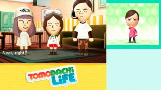 Tomodachi Life Travels: Letter from Celeste & Piper stops home