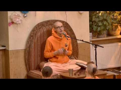 Шримад Бхагаватам 4.23.21 - Нанда Лала прабху