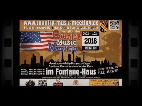 Trailer Country Music Meeting