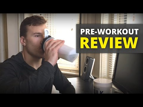 Transparent Labs BULK Pre-Workout Review