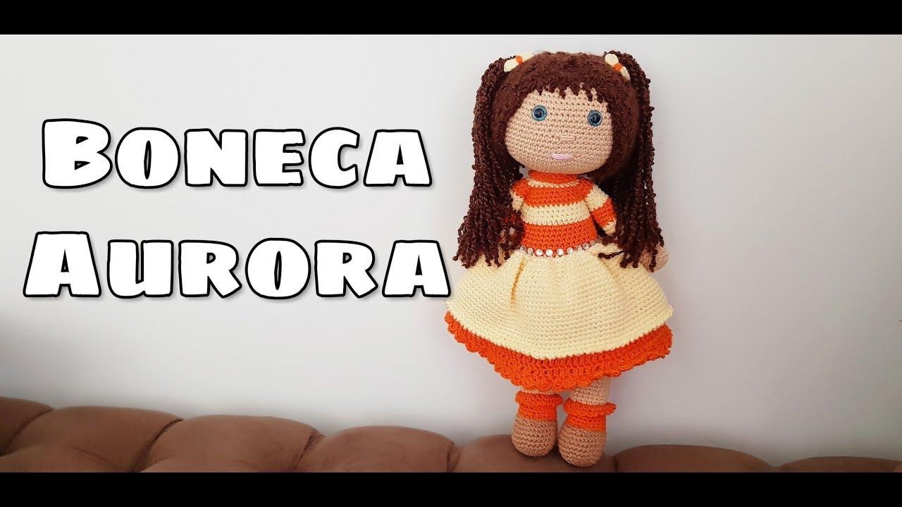 BONECAS DE CROCHÊ – EuroRoma | 720x1280