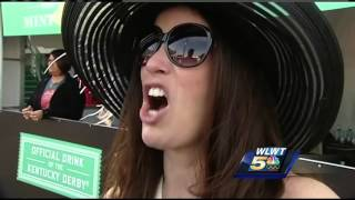 'I snuck whiskey in my bra:' Kentucky Derby 142 is all about people watching