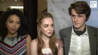 House Of Anubis Series 3 Cast Interview