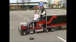 BIGGEST RC TRUCK