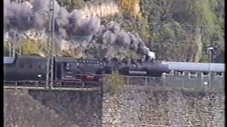 Dampf / Steam in Koblenz 1997 , Teil / part 2