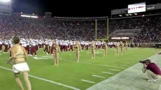 fsu marching chiefs all the single ladies