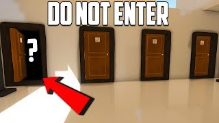 WHAT IS BEHIND THE DOOR - Door